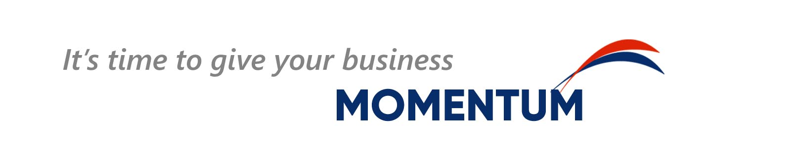Give your business Momentum